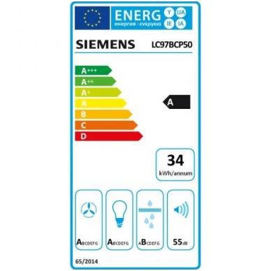 Gartraukiai Siemens LC97BCP50 4