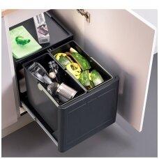 Atliekų rūšiavimo sistema Blanco BOTTON PRO 45/2 automatic