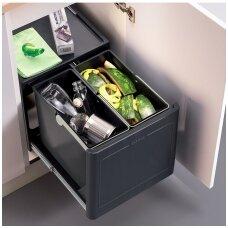 Atliekų rūšiavimo sistema Blanco BOTTON PRO 45/2 manual