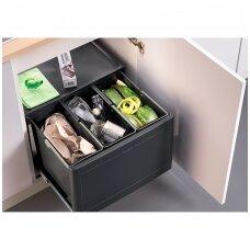 Atliekų rūšiavimo sistema Blanco BOTTON PRO 60/3 manual