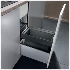 Atliekų rūšiavimo sistema Blanco FLEXON II 30/1