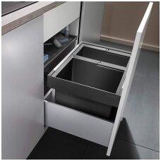 Atliekų rūšiavimo sistema Blanco FLEXON II 45/2