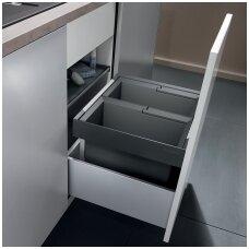Atliekų rūšiavimo sistema Blanco FLEXON II 50/2