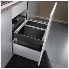 Atliekų rūšiavimo sistema Blanco FLEXON II 60/2
