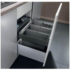Atliekų rūšiavimo sistema Blanco FLEXON II 60/4