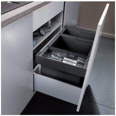 Atliekų rūšiavimo sistema Blanco FLEXON II 80/3