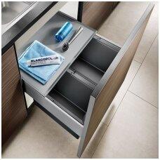 Atliekų rūšiavimo sistema Blanco SELECT 50/2