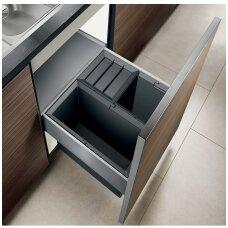 Atliekų rūšiavimo sistema Blanco SELECT 50/3