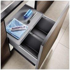 Atliekų rūšiavimo sistema Blanco SELECT Compact 60/2