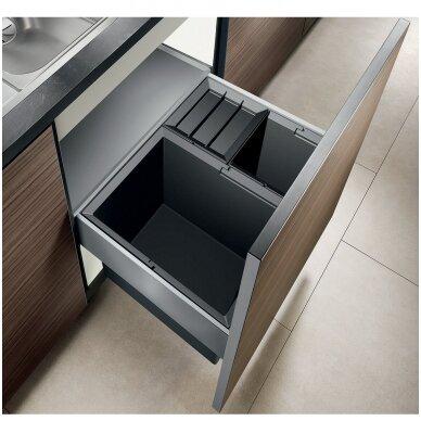 Atliekų rūšiavimo sistema Blanco SELECT 60/3 XL