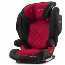 Automobilinė kėdutė RECARO Monza Nova 2 Seatfix Racing Red