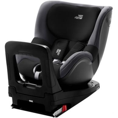 Automobilinė kėdutė BRITAX DUALFIX M i-SIZE Black Ash ZS SB