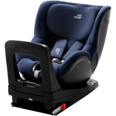 Automobilinė kėdutė BRITAX DUALFIX M i-SIZE Moonlight Blue ZS SB