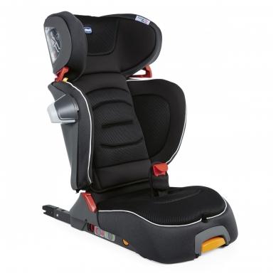 Automobilinė kėdutė Chicco Fold&Go i-Size Jet Black
