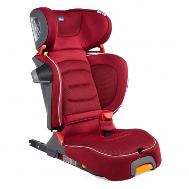 Automobilinė kėdutė Chicco Fold&Go i-Size Red Passion