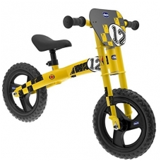 Balansinis dviratukas Chicco Yellow Thunder