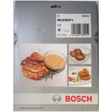 Bulvių tarkavimo diskas Bosch MUZ8KP1 2
