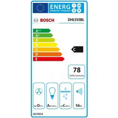 Gartraukiai Bosch DHL555BL 2