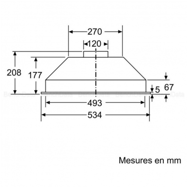 Gartraukiai Bosch DLN53AA70 4