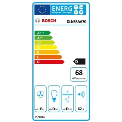 Gartraukiai Bosch DLN53AA70 3