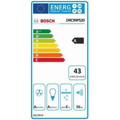 Gartraukiai Bosch DRC99PS20 4