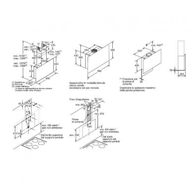 Gartraukiai Bosch DWF97RV20 5