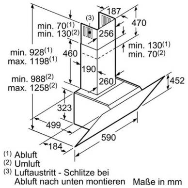 Gartraukiai Bosch DWK67CM20 4