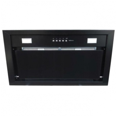 Gartraukiai Falmec Built-in Max Vetro 50 Black