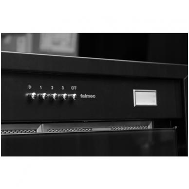Gartraukiai Falmec Built-in Max Vetro 50 Black 3