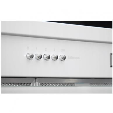 Gartraukiai Falmec Built-in Max Vetro 50 White 3