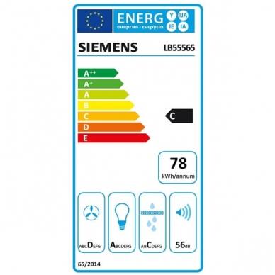 Gartraukiai Siemens LB55565 2