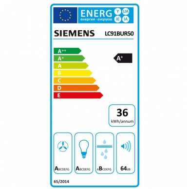 Gartraukiai Siemens LC91BUR50 3