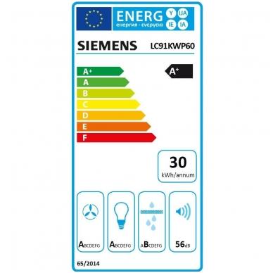 Gartraukiai Siemens LC91KWP60 3