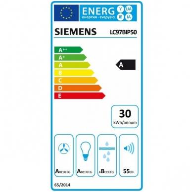 Gartraukiai Siemens LC97BIP50 3