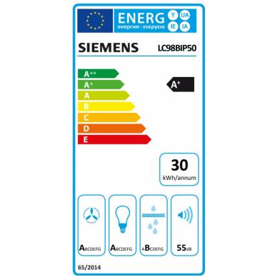 Gartraukiai Siemens LC98BIP50 4