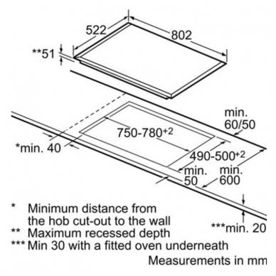 Kaitlentė Bosch PVS851FB5E 3
