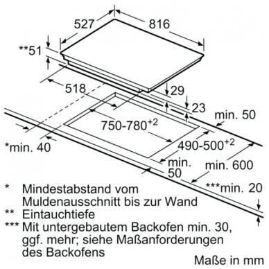 Kaitlentė Bosch PXE845FC1E 3