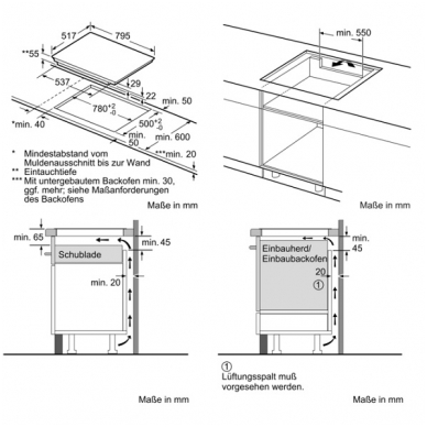 Kaitlentė Bosch PXV845FC1E 3