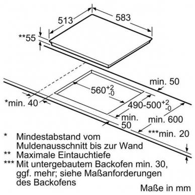 Kaitlentė Bosch PXX645FC1E 3