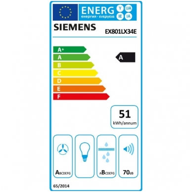 Kaitlentė Siemens EX801LX34E 4