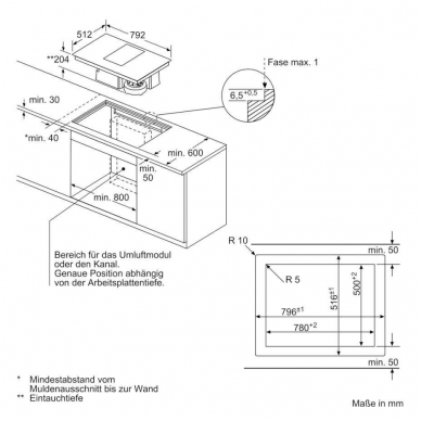Kaitlentė Siemens EX801LX34E 5