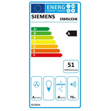 Kaitlentė Siemens EX845LX34E 4