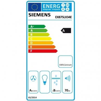 Kaitlentė Siemens EX875LX34E 4