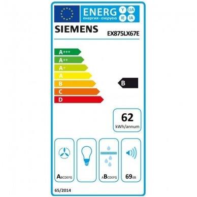 Kaitlentė Siemens EX875LX67E 4