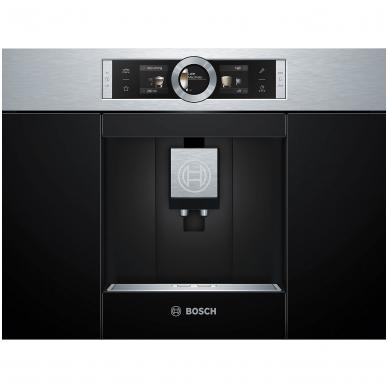 Kavos aparatai Bosch CTL636ES6 2