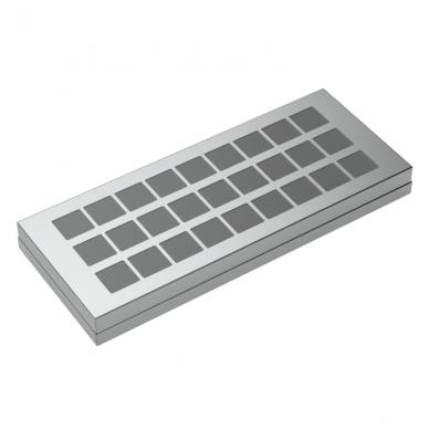 Kvapų filtras Clean Air Plus moduliui Bosch DWZ0IT0P0