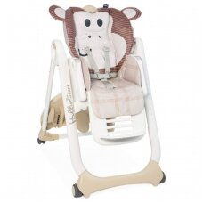 Maitinimo kėdutės Chicco Polly 2 Start Anthracite
