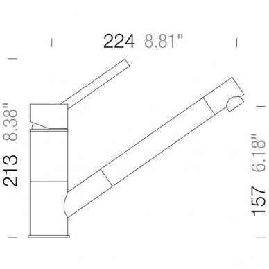 Maišytuvas Schock SC-50 (spalvų pasirinkimas) 5