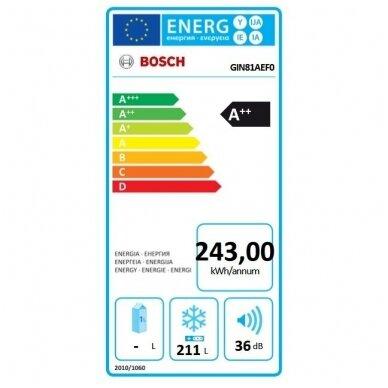 Šaldikliai Bosch GIN81AEF0 2