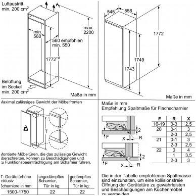 Šaldikliai Siemens GI81NACF0 4